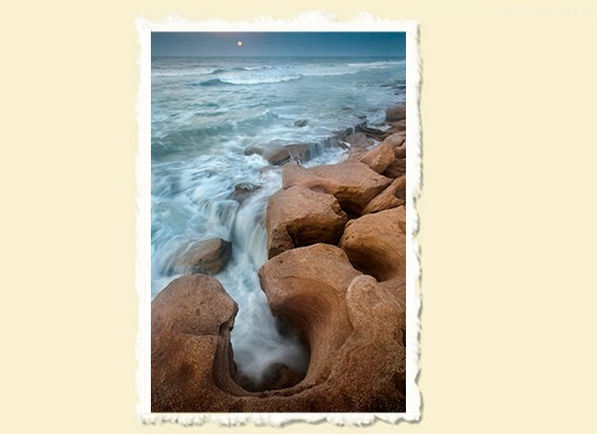 High Tide � Washington Oaks Gardens State Park